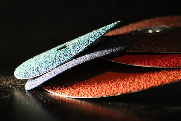 Resin Fiber Discs by SurfacePrep