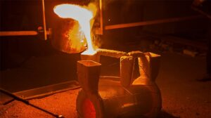 Investment Casting Application by SurfacePrep