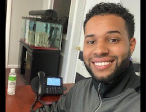 Employee Spotlight – Michael Rivera